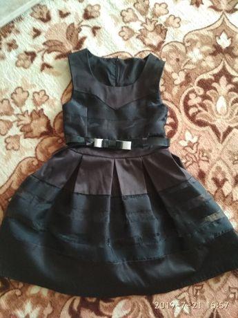 школьный сарафан платье для девочки 116-122