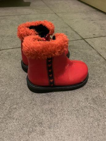 Детская обувь ботиночки осень-зима