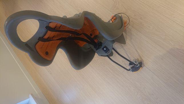 Fotelik rowerowy, siodełko Bellelli MR FOX 22kg
