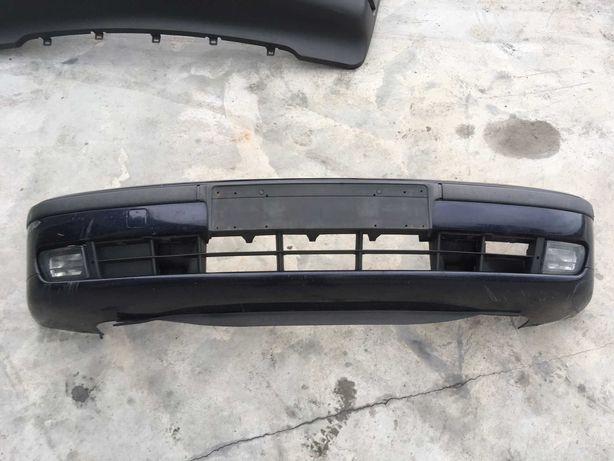 zderzak BMW E39 przód Orient Blau z halogenami