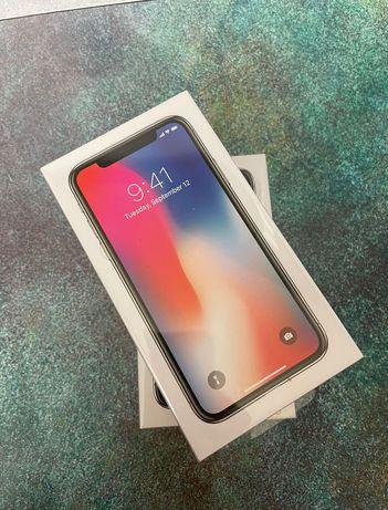 iPhone X x 10 Neverlock Айфон space gray