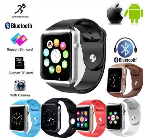 Умные часы smart watch apple A1
