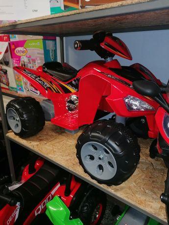 Duży quad na akumlator dla dzieci sklep stacjonarny wysyłka