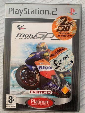 MotoGP3 Moto GP 3 PlayStation 2 Ps2