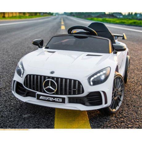 Carro Elétrico Criança Mercedes GTR 12V Bateria - Portes Grátis