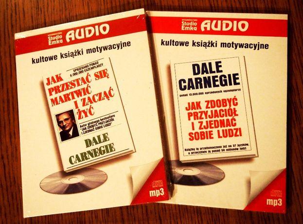 Audiobook Motywacyjny x2 DALE CARNEGIE zdobyć przyjaciół i zacząć żyć