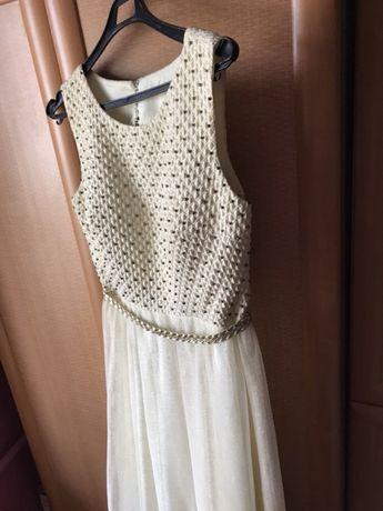 Suknia ślubna poprawiny 38