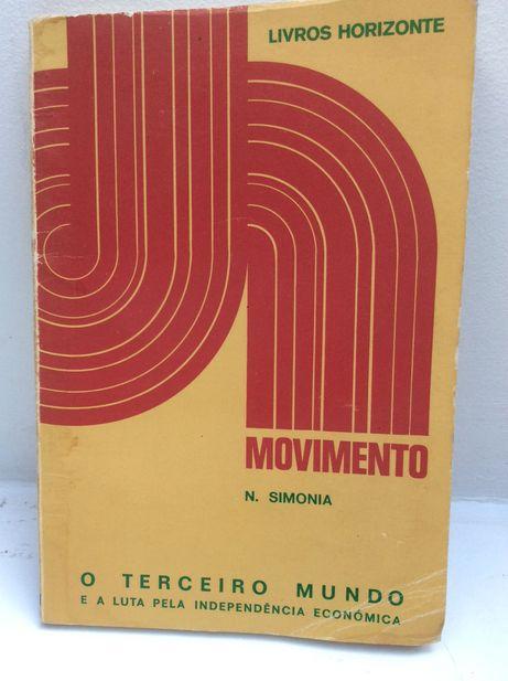 """""""O terceiro Mundo e a Luta pela independência Económica"""" anos 70"""