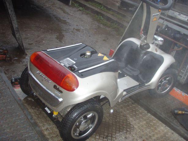 Wózek skuter inwalidzki elektryczny SHOPRIDER- Duze kola , malo uzywan