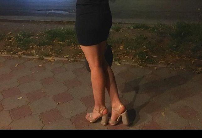 Босоножки летние, туфли , на каблуке