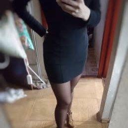 Юбка черная New Look