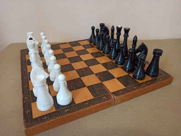 Шахматы СССР больше 40-40 см