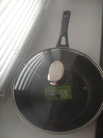 Сковорода BENSON 28см глибока