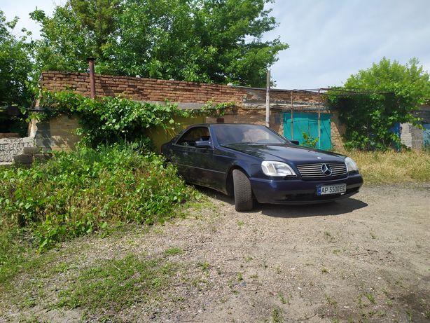 Mercedes Benz cl140 s600 w140