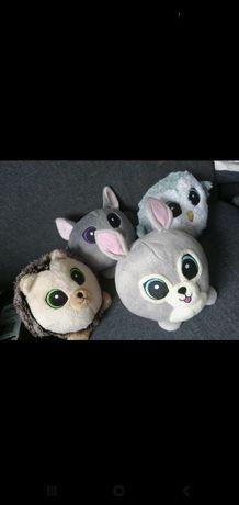 Gang zwierzaków maskotki