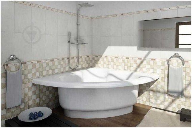 Ванна из искусственного камня Рок-Дизайн Симметрия 150x150 Новая