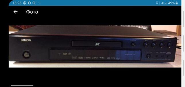Ресивер, DVD Denon, Оnkyo двухзонный
