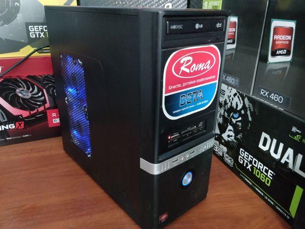 Компьютер ПК A6-5400K/6GB/Video 1GB/Гарантія!