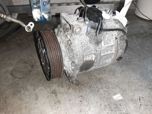 Sprężarka kompresor klimatyzacji audi a6 c5 3.0 benzyna silnik ASN