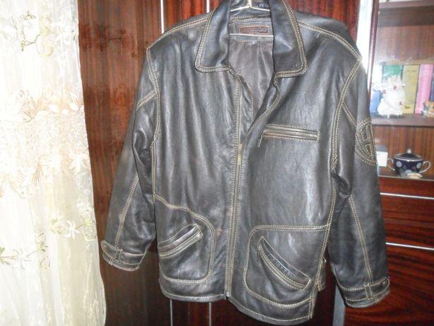Кожаная куртка HD, от Pretender!