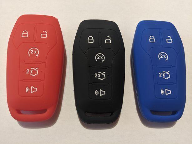 Чехол для ключа 5 кнопок, без жала, Форд Ford