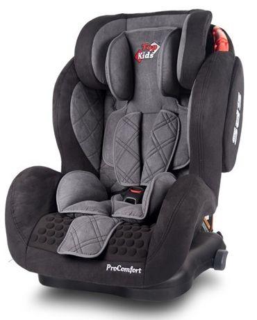 Fotelik Samochodowy ProComfort ISOFIX 9-36 Uchylny