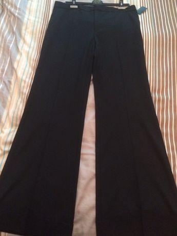 Calças pretas ZARA novas de mulher T: 46