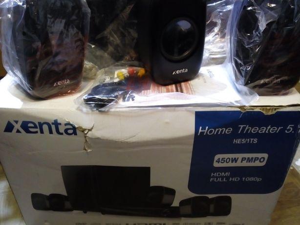 Zestaw głośnikowy XENTA 5.1