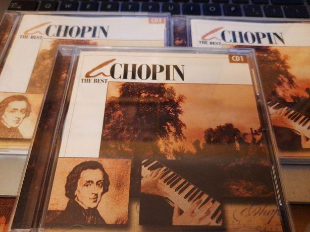 płyty CD Chopin - The best -3 płyty
