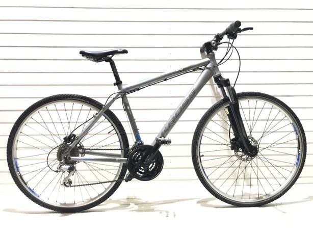 """Велосипед 28 Kross Evado 3.0 рама M """"Гарантия 1мес."""" гидравлика"""