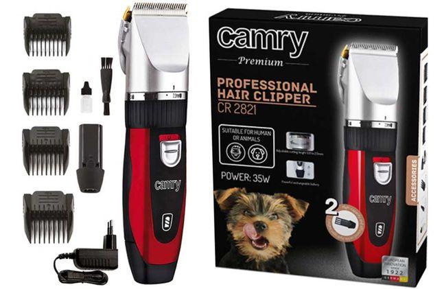 Maszynka Camry CR 2821 do strzyżenia psów zwierząt