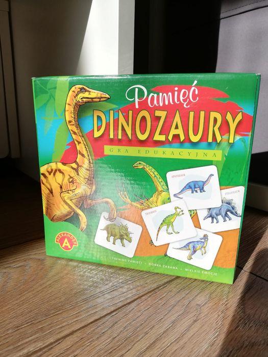 Gra pamięć Dinozaury Bielsko-Biała - image 1