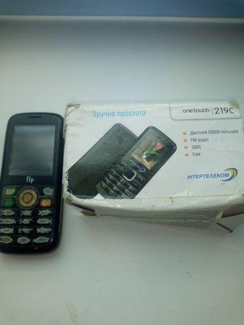 Продам мобильный телефон   fly