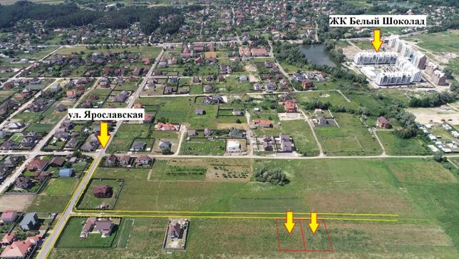 Белогородка Продам участок 7,5 соток массив Корчи