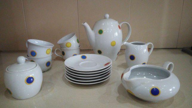 Conjunto Louça para Chá