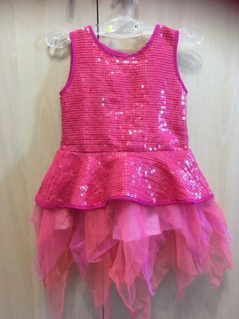 Шикарное платье 1-2г