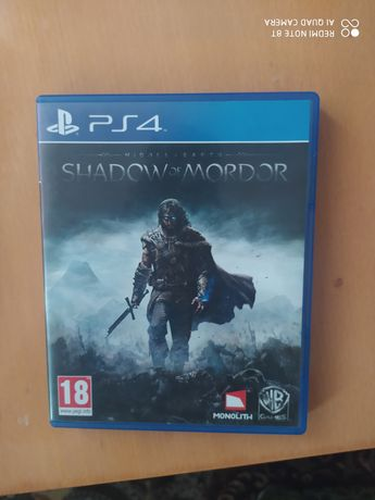 Shadow of Mordor middle earth