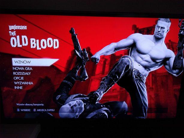Gra PS4 Wolfenstein Old blood Napisy PL