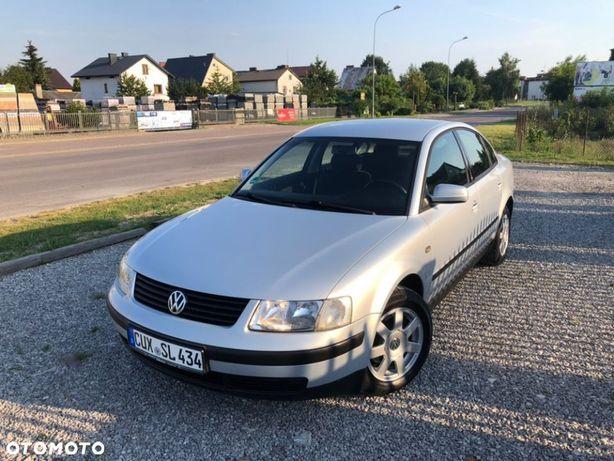 Volkswagen Passat 1.8 Benzyna*125KM*Klimatyzacja*z...