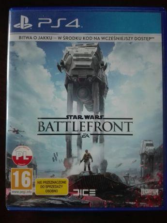 Gra na ps4 Battlefront