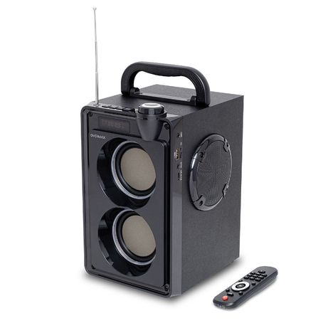 Głośnik bluetooth radio budowlane Soundbeat 5.0 pilot 2x20W karaoke
