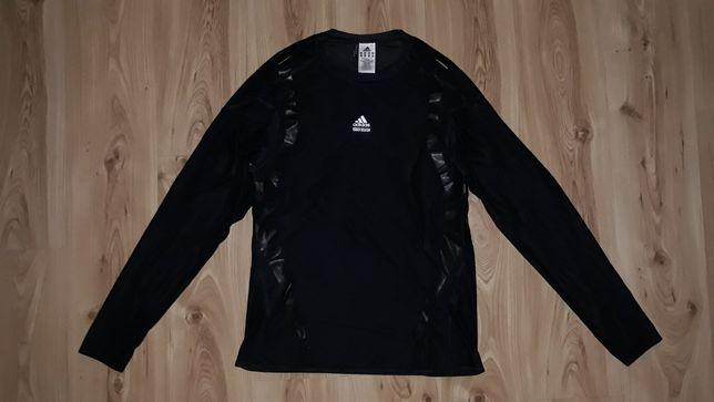 Koszulka treningowa długi rękaw adidas XXL czarny