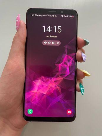 Samsung galaxy s9 dual sim 64gb как новый + 4 чехла