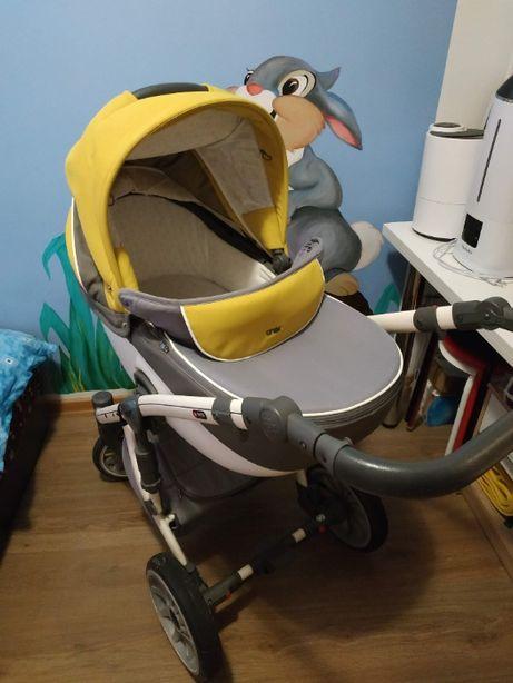 Wózek dziecięcy 2w1 Anex Sport
