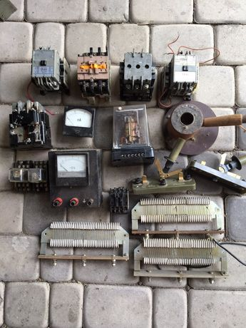 Трансформатор,тигель,лаб.рубильник,опор