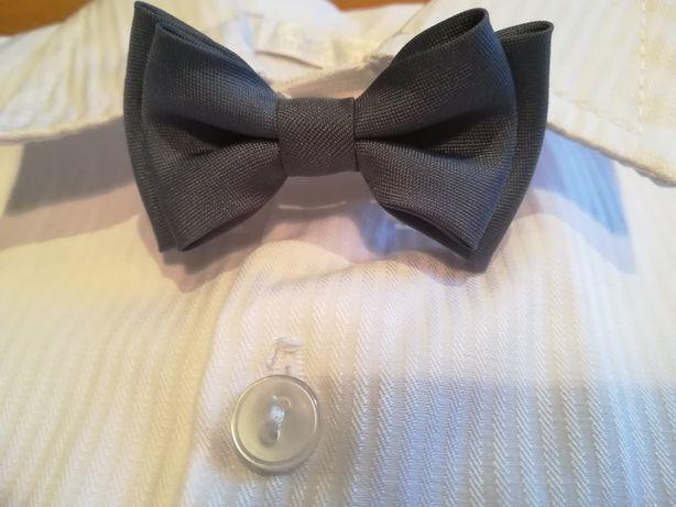 Chrzest garnitur komplet dla chłopczyka