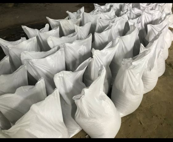 Фасований Пісок 30кг ,цемент,вапняний розчин,щебінь,відсів,керамзит