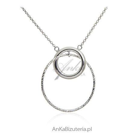 ankabizuteria.pl oryginalne bransoletki handmade Naszyjnik srebrny Biz