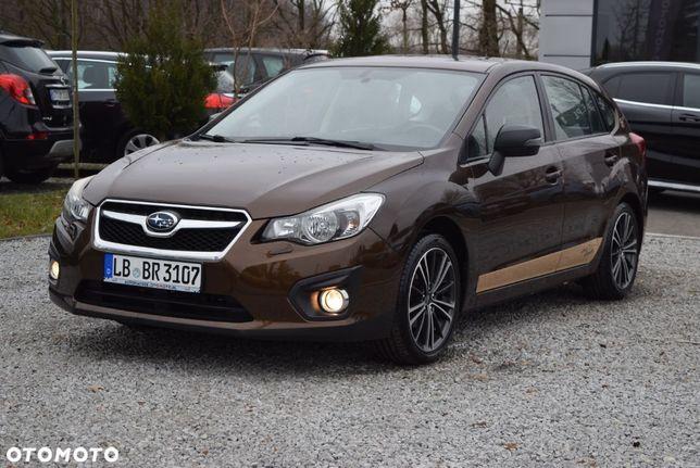 Subaru Impreza GRUDZIEŃ 2012, Skóra, NAVI, Climatronic, Grzane Fotele, Alu, GWARANCJA