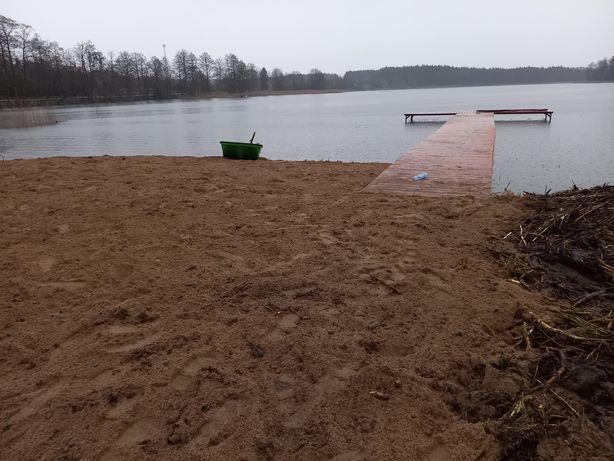 Czyszczenie brzegow budowa plaży pomostów odmulanie linie brzegowe